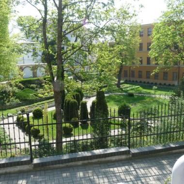 mijamy ogród sióstr Notre Dame