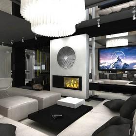 CREATIVE. Wnętrze domu.