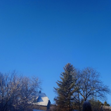 ..............i błękitne niebo.................