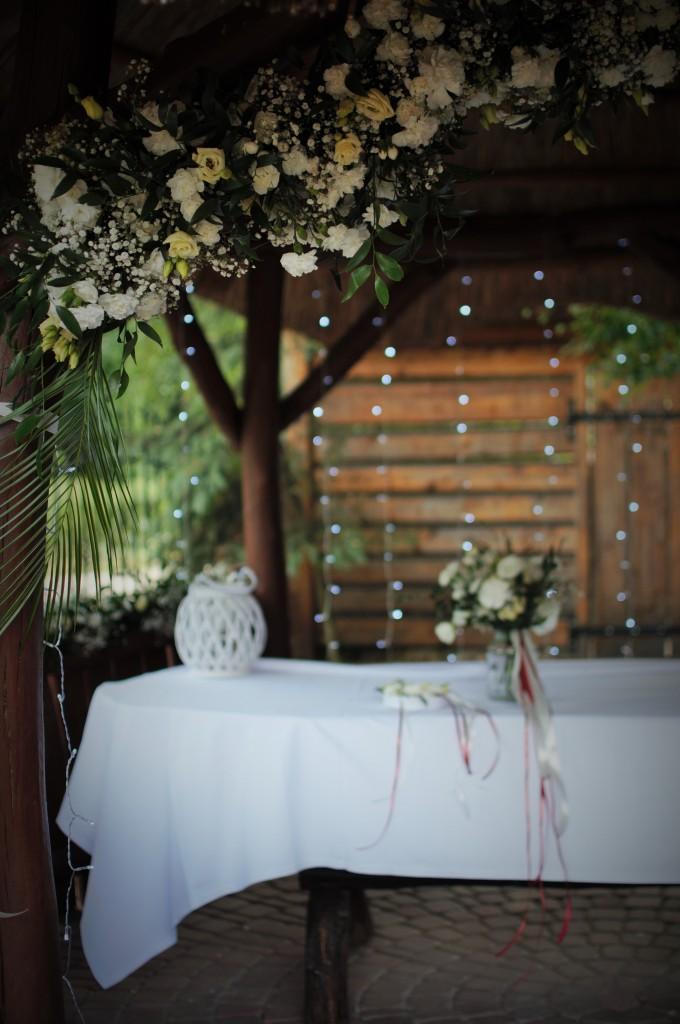 Ogród, Ślub plenerowy :)