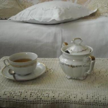 .................i czas na herbatkę.................