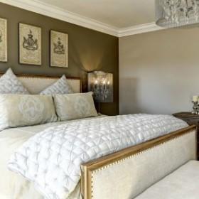 7 pomysłow na wykończenie ścian sypialni