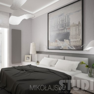 Apartament przy ul. Studenckiej w Krakowie