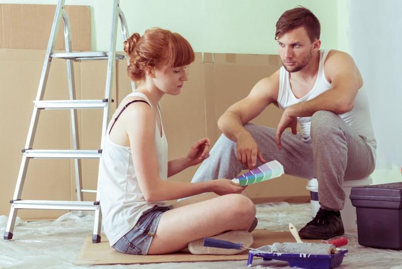 Ubezpieczenie mieszkania na czas remontu: przed czym chroni?