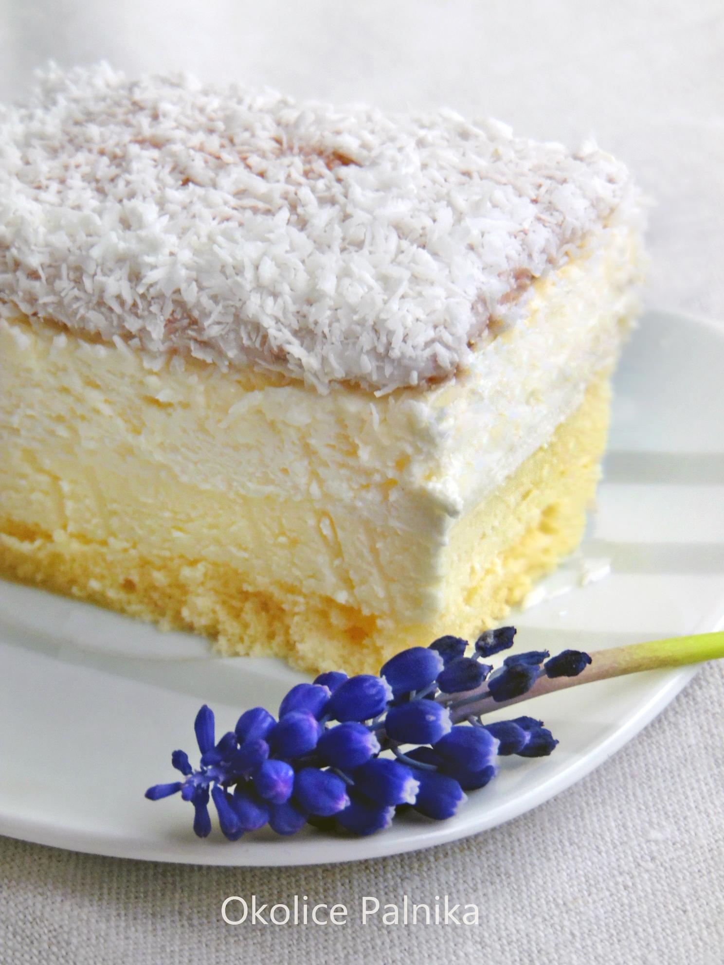 Cytrynowiec – ciasto cytrynowe
