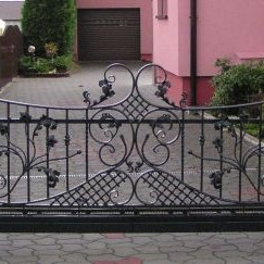 najpiekniejsze bramy wjazdowe:)