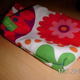 Torebka i komplecik szydelkowy dla corci :)