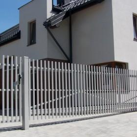 Brama przesuwna, ogrodzenia Solmet