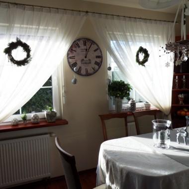 Delektując się świątecznymi dekoracjami :-)