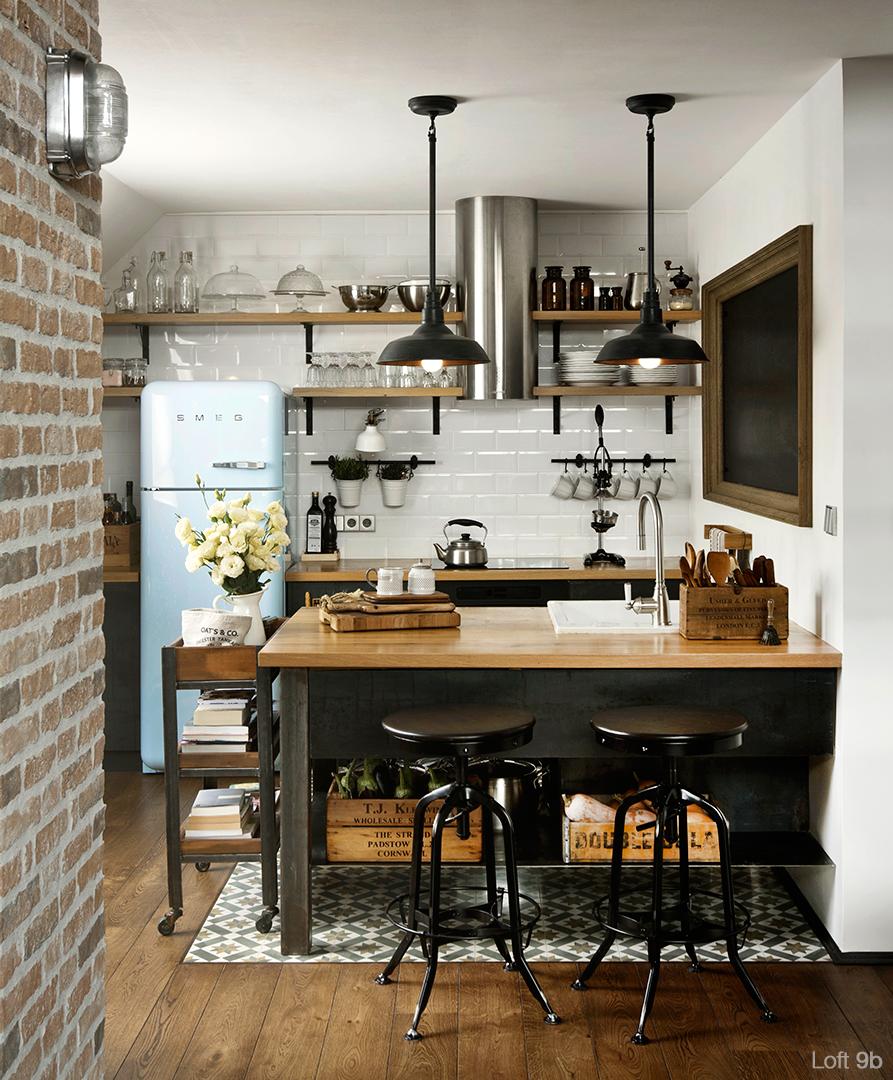 Mieszkanie W Stylu Loftowym Jak Je Urządzić Deccoriapl