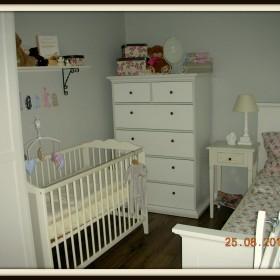 Nasza sypialnia z kącikiem dla Dziecka