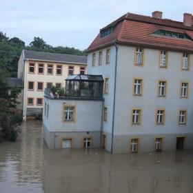 Powódż w naszym mieście