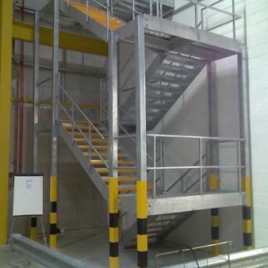schody przemyslowe