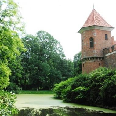 Uroczy zamek