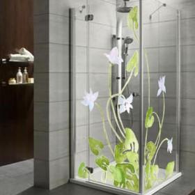 Szkło laminowane w łazience