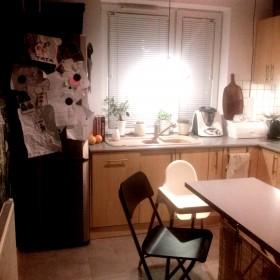 kuchnia wieczorem