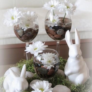Wielkanocne dekoracje Kinii:)