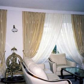 Dekoracje okienne w różnych gustach