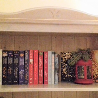 moja szczególna półka - kocham&#x3B;)