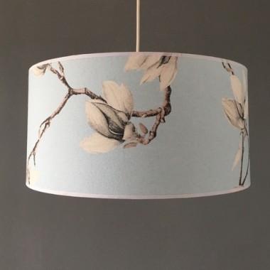 lampy z abazurami