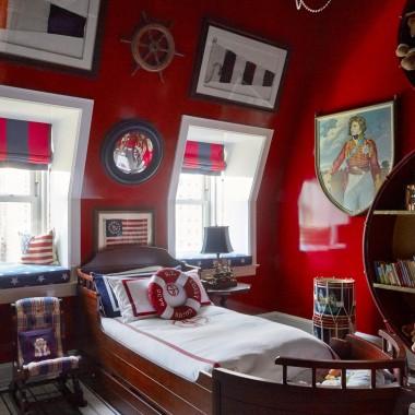 Jeden apartament  należy do aktorki  Betty Midller , drugi do znanego projektanta Tommy Hilfigera