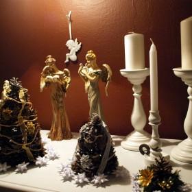 Przygotowania do świąt ...