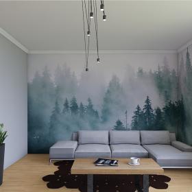 Leśny salon