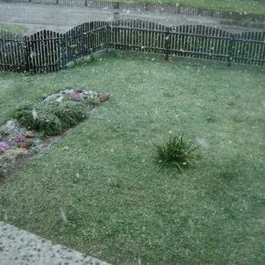 widok z moich okien 3 MAJA 2011