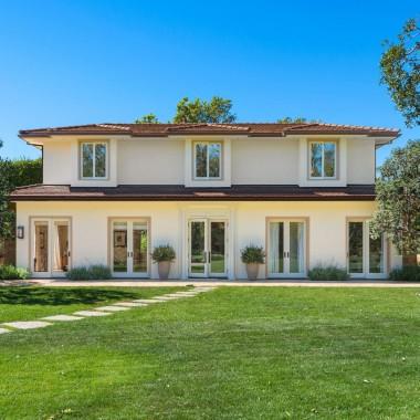 Dom, w którym pomieszkuje rodzina Kardashianów