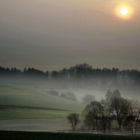 Mgła...