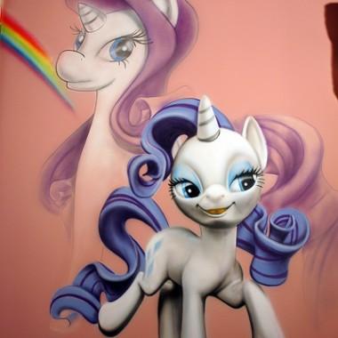 """Kucyki z bajki """"My Little Pony"""""""