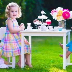 Trend na lato - garden party