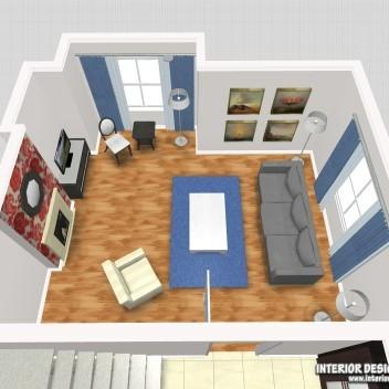 Nowy dom - czysty kanwas