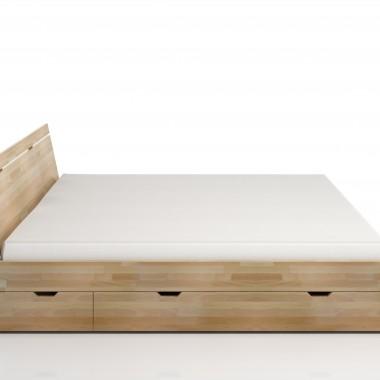 Łóżka drewniane marki Skandica