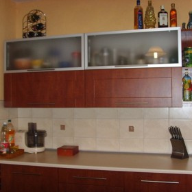 kuchnia w cale nie taka mała:)