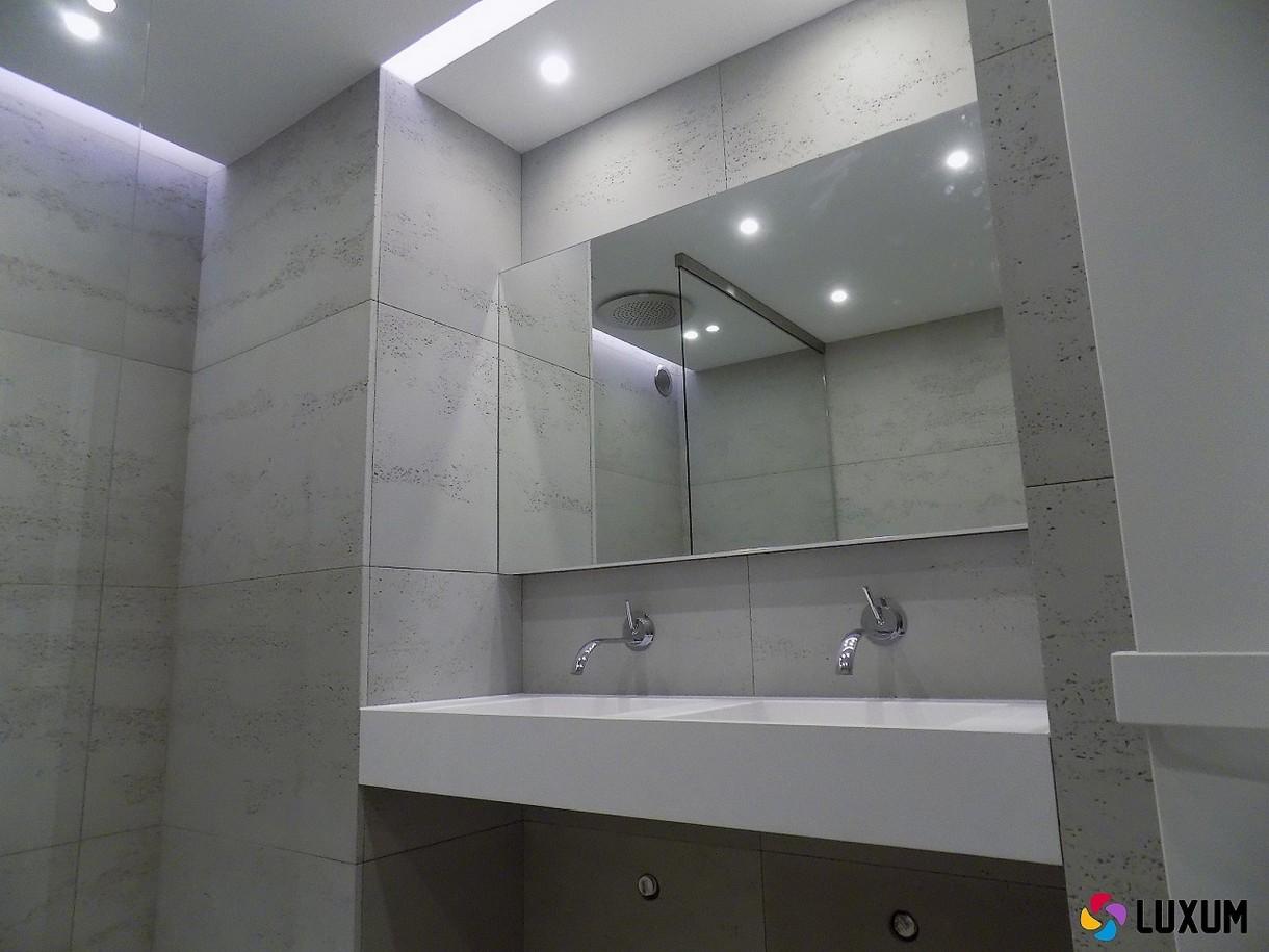 Ściany, Beton architektoniczny - kwintesencja wnętrz nowoczesnych - Beton architektoniczny Luxum - zdjęcia oryginalne. Idealny na ściany, podłogi, elewacje.