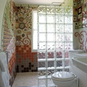 łazienkowe szkło...
