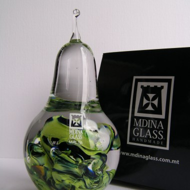 Gruszki Mdina Glass