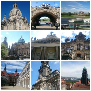 Drezno owiane historią.... Architektura zachwyca!!!  Przepiękne miasto:))) Polecam :)