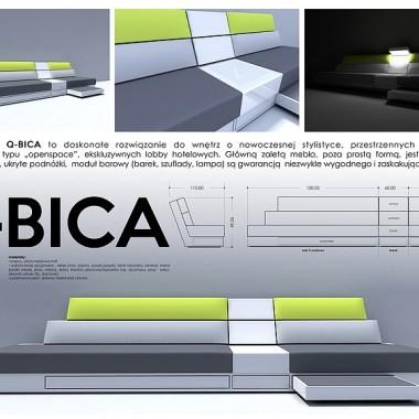 Q-BICa modułowa w finale konkursu CAYA DESIGN!