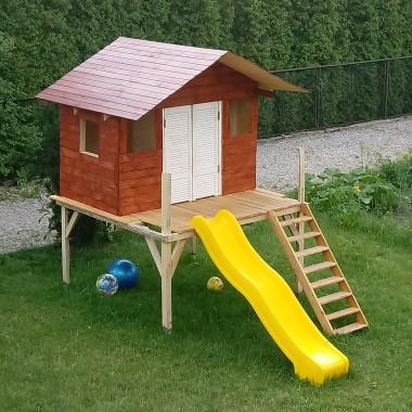Plac zabaw dla dziecka