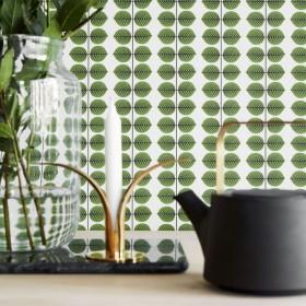 Tapety w roślinne czy geometryczne wzory?