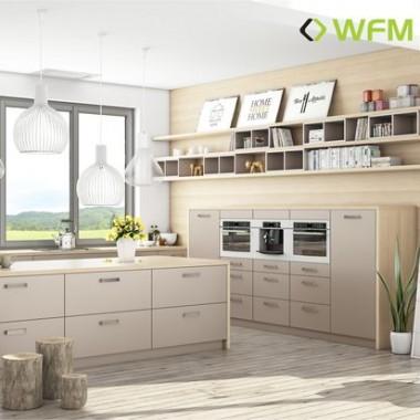 WFM KUCHNIE - Kuchnie nowoczesne
