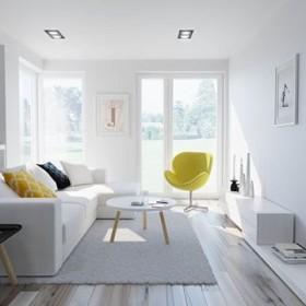 Houselab - Apartament w bieli