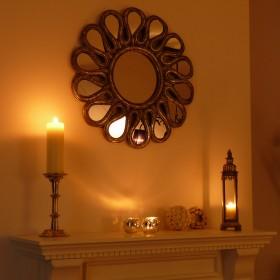 Wymarzone okrągłe lustro