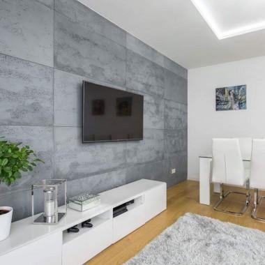 Płyty betonowe na ściany - beton architektoniczny w stylu LOFT