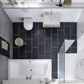 Inteligentne rozwiązania przeznaczone do malej łazienki