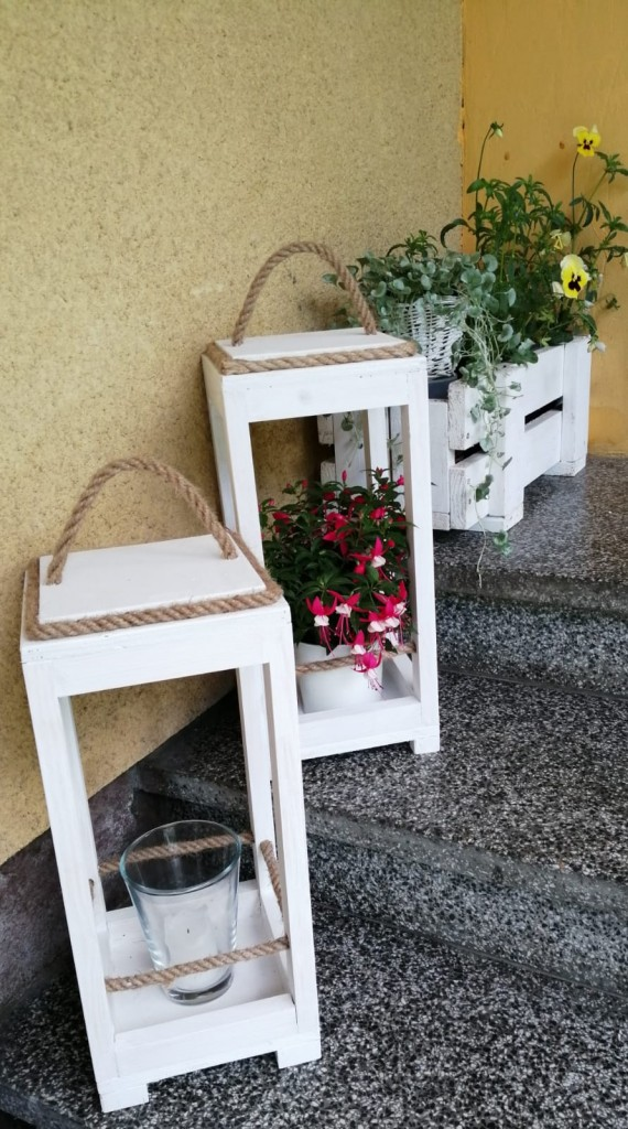 Dekoracje, Latarenki - lampiony
