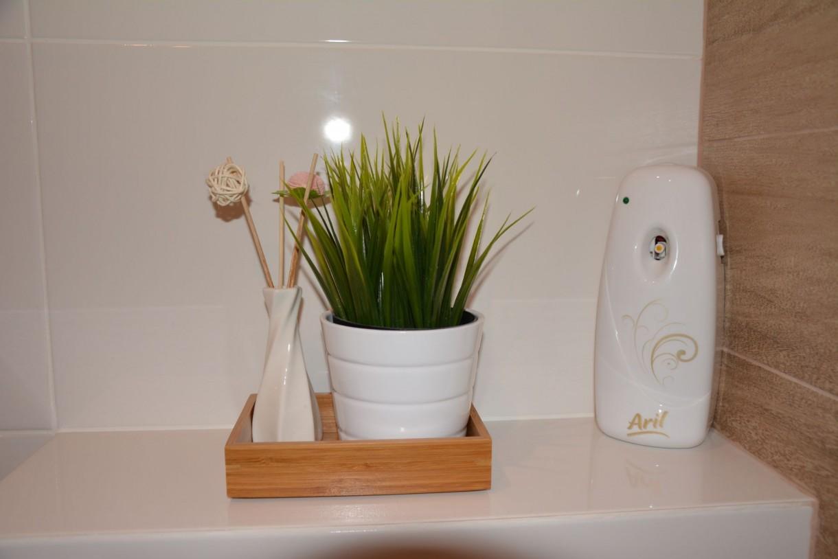 Łazienka, Dopieszczona łazienka :)