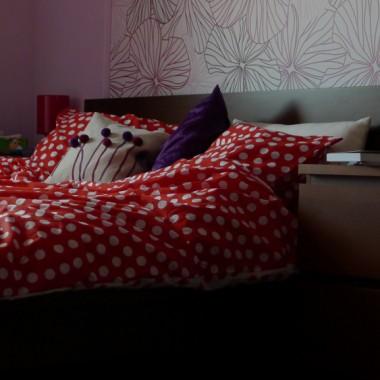 Sypialnia w letnim wydaniu